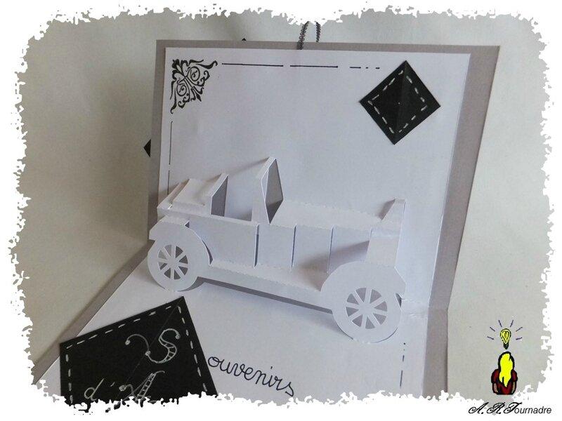 ART 2016 01 mail art voiture 5