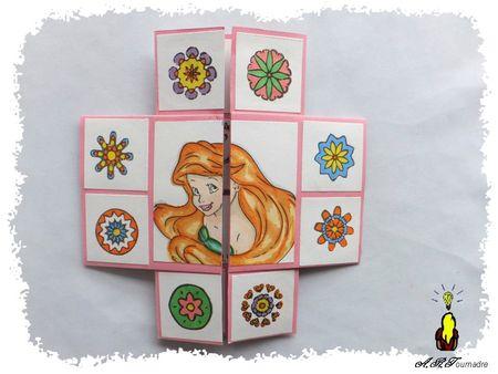 ART 2013 02 carte sans fin Princesses et Mandalas 3