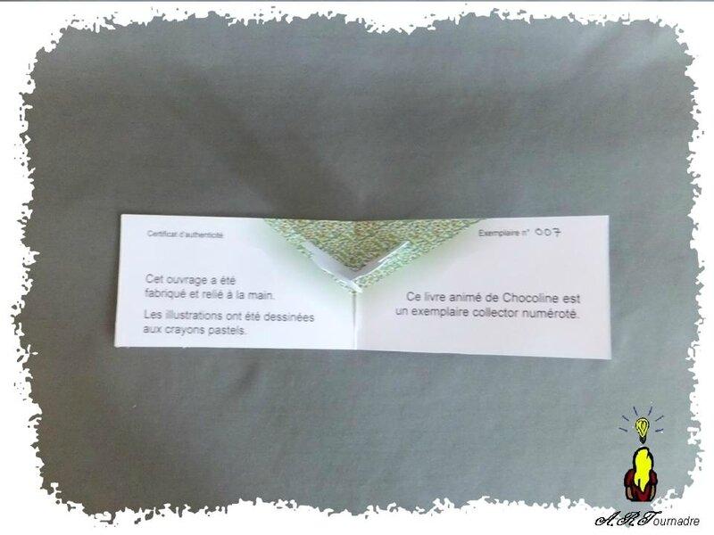 ART Chocoline certificat 3