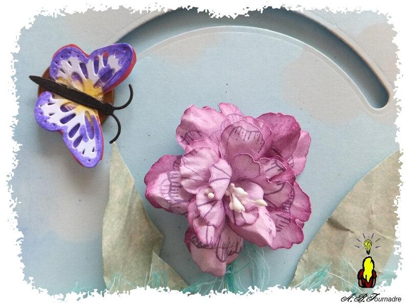 ART 2020 08 papillon sur fleur 2