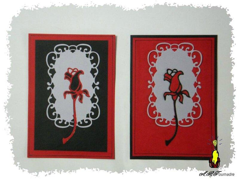 ART 2014 10 rose rouge et noir 3