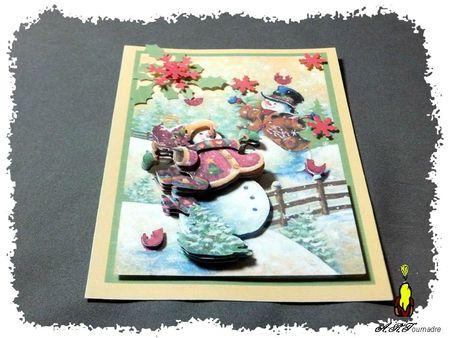 ART 2012 12 combo bonhomme de neige 2