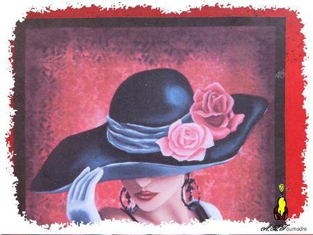 ART 2013 05 femme au chapeau 2