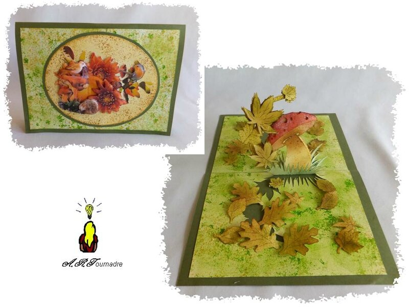 ART 2013 10 champignon kirigami 5
