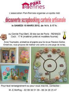 Animation 2012 03 10 Pari Rennes