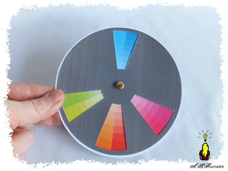 ART 2014 12 cercle chromatique
