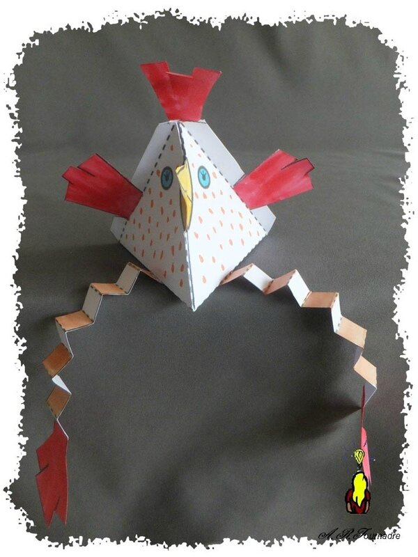 ART 2017 04 poule pyramide 4