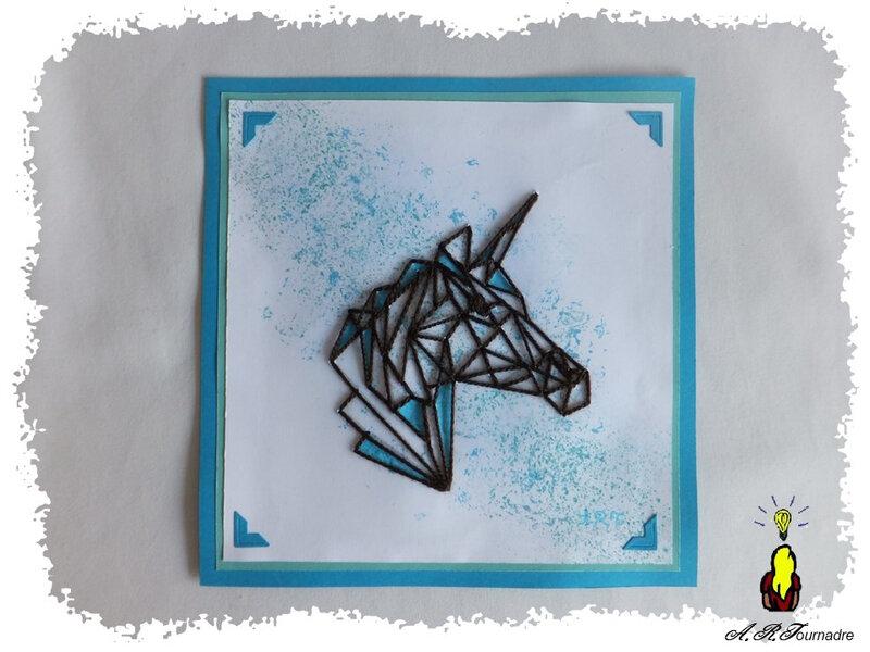 ART 2019 04 licirne origami 1