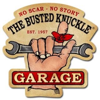 garage carte masculine avec chiffres
