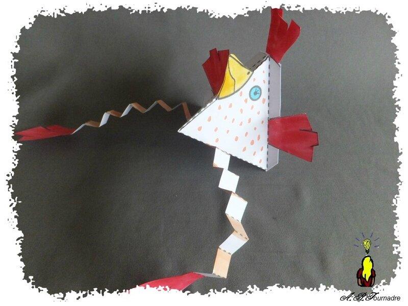 ART 2017 04 poule pyramide 2