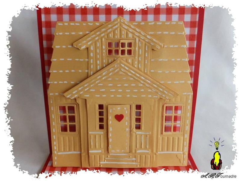 ART 2014 10 maison pop-up rouge 4