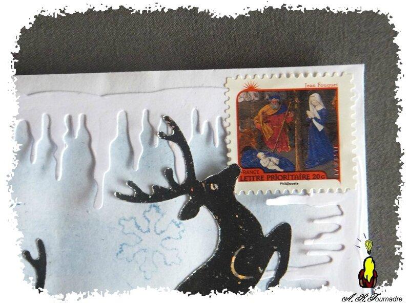 ART 2016 12 mail art traineau 4