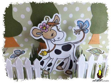 ART 2013 03 vache fond vert 3