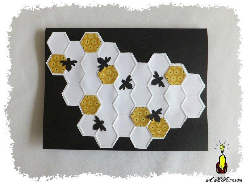 ART 2015 11 abeille kirigami 1