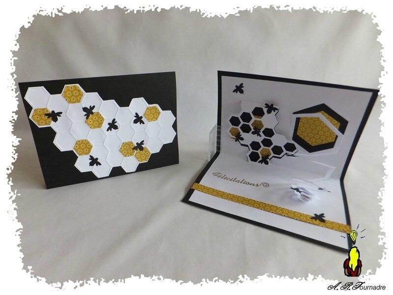 ART 2015 11 abeille kirigami 4