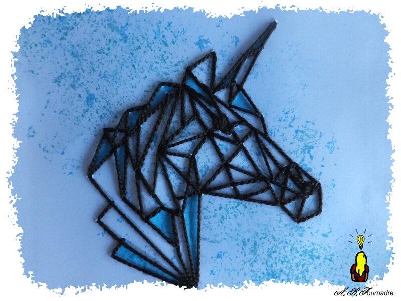 ART 2019 04 licirne origami 2
