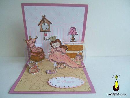 ART 2011 08 Princesse pop-up 2