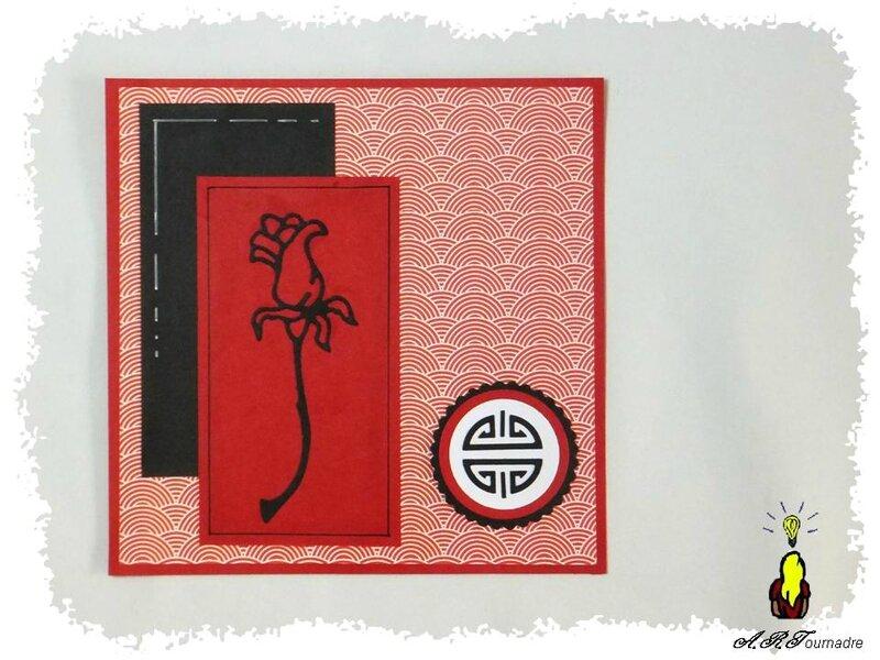 ART 2014 10 rose rouge et noir 4