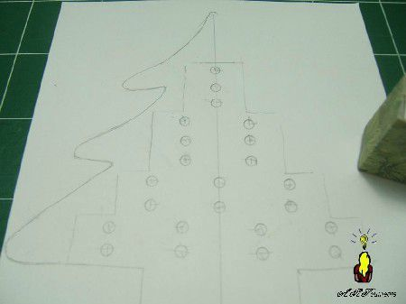 ARTicle sapin alumettes 8